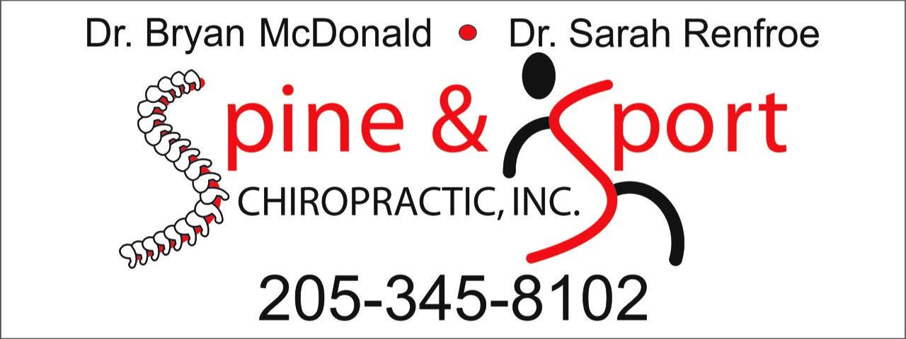 Spine & Sport Chiropractic - Houndstooth Sponsor